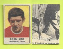 Manchester United Brian Kidd England 1969